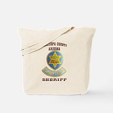 Maricopa Sheriff's Posse Tote Bag