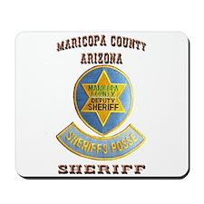 Maricopa Sheriff's Posse Mousepad