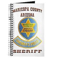 Maricopa Sheriff's Posse Journal