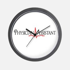 Physician Assistant Wall Clock