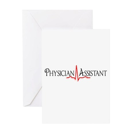 Physician Assistant Greeting Card