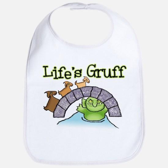 Billy Goats Gruff Bib