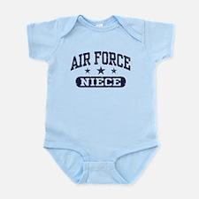 Air Force Niece Infant Bodysuit