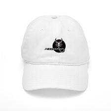 Metal Scorpion Baseball Cap