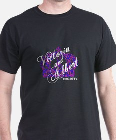 Victoria and Albert are Total T-Shirt