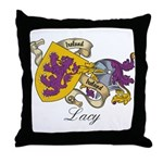 Lacy Sept Throw Pillow