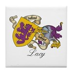 Lacy Sept Tile Coaster