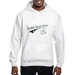 Scooter Soccer Star Hooded Sweatshirt