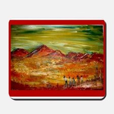 Red Sands Mousepad