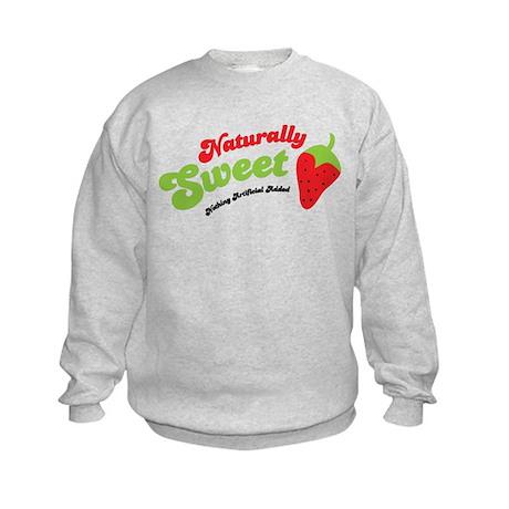 Naturally Sweet Kids Sweatshirt