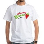 Naturally Sweet White T-Shirt