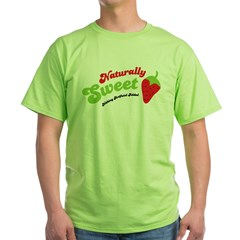 Naturally Sweet Green T-Shirt