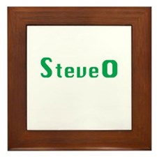 SteveO Framed Tile