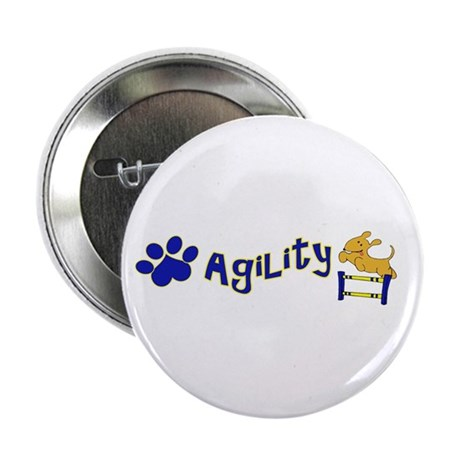 "Agility 2.25"" Button (10 pack)"