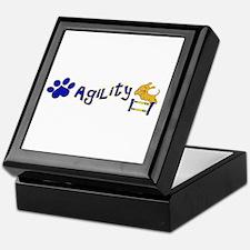 Agility Keepsake Box