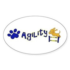 Agility Decal