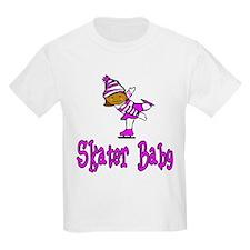 Skater Baby Hannah Kids T-Shirt