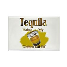 Tequila Rectangle Magnet (100 pack)