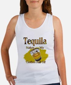 Tequila Women's Tank Top