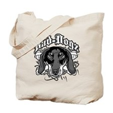 Unique Daschunds Tote Bag
