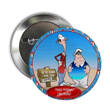 "Gilligan's Island 2.25"" Button (10 pack)"