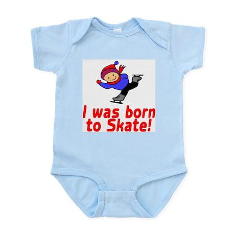 Born to Skate Andrew Infant Creeper