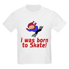 Born to Skate Andrew Kids T-Shirt