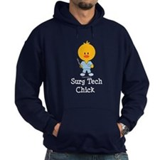 Surgical Tech Chick Hoodie