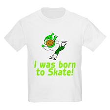 Born to Skate Emma Kids T-Shirt