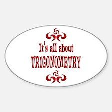 Trigonometry Decal