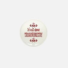 Trigonometry Mini Button (10 pack)