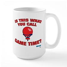 Game Time Large Mug
