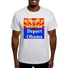 Arizona Deport Obama T-Shirt