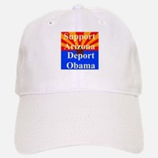 Arizona Deport Obama Baseball Baseball Cap