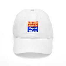 Arizona Deport Obama Baseball Cap