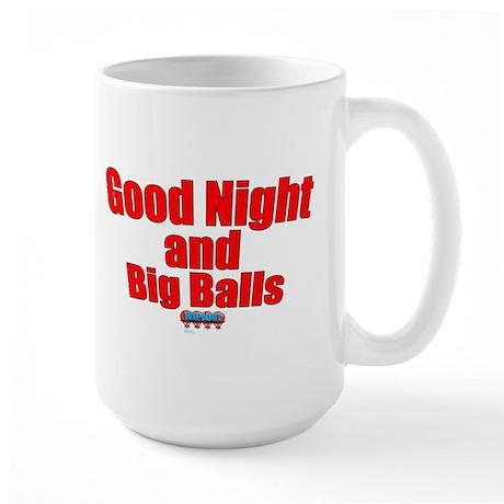 Good Night Large Mug