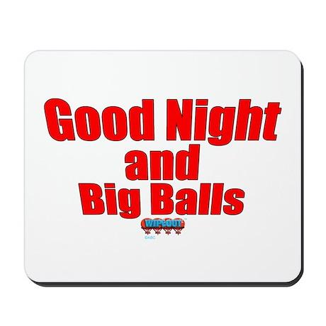 Good Night Mousepad