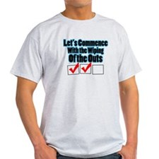 Let's Commence T-Shirt