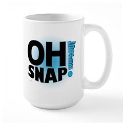Oh Snap! Large Mug