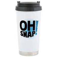 Oh Snap! Stainless Steel Travel Mug