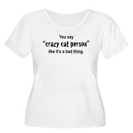 It's personal... Women's Plus Size Scoop Neck T-Sh