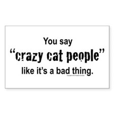 cat-people Decal