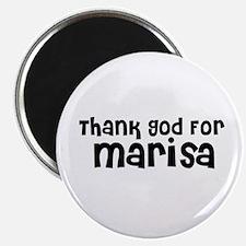 Thank God For Marisa Magnet