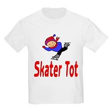 Skater Tot Andrew Kids T-Shirt