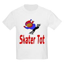 Skater Tot Jacob Kids T-Shirt