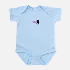 I love Nerds Infant Bodysuit
