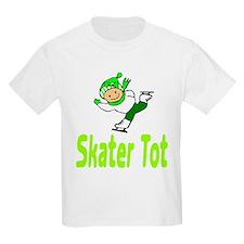 Skater Tot Isabella Kids T-Shirt