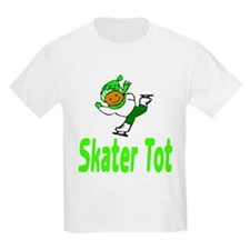 Skater Tot Emma Kids T-Shirt