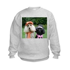 Cute Funny dog picture Sweatshirt