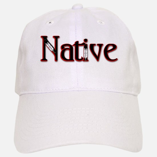 Native Baseball Baseball Cap